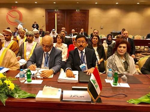 محافظ البنك المركزي يشارك في اجتماع محافظي صندوق النقد العربي
