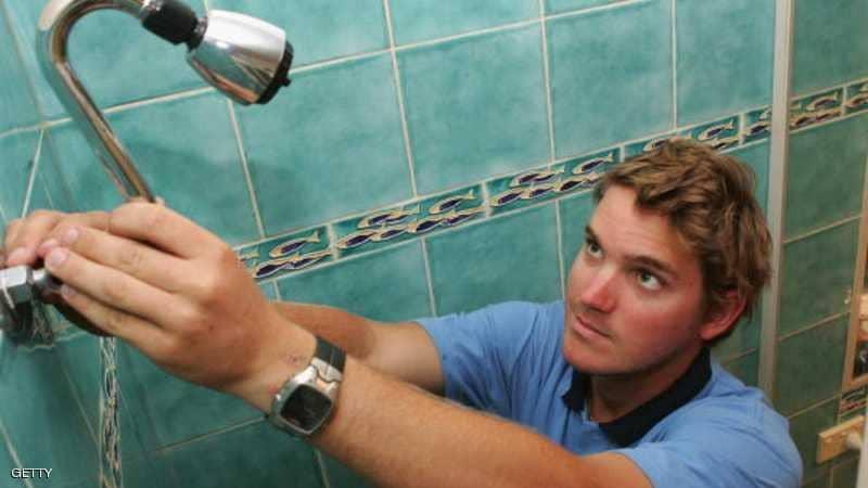 دش الاستحمام بيئة مزدهرة للبكتيريا الضارة !