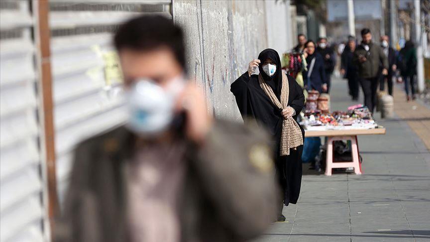 تسجيل 2652 اصابة جديدة بفيروس كورونا في إيران