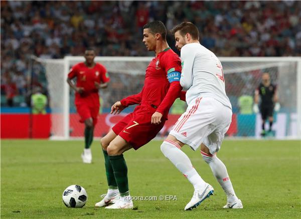 البرتغال تواجه اسبانيا وديا مساء اليوم بحضور جماهيري محدود