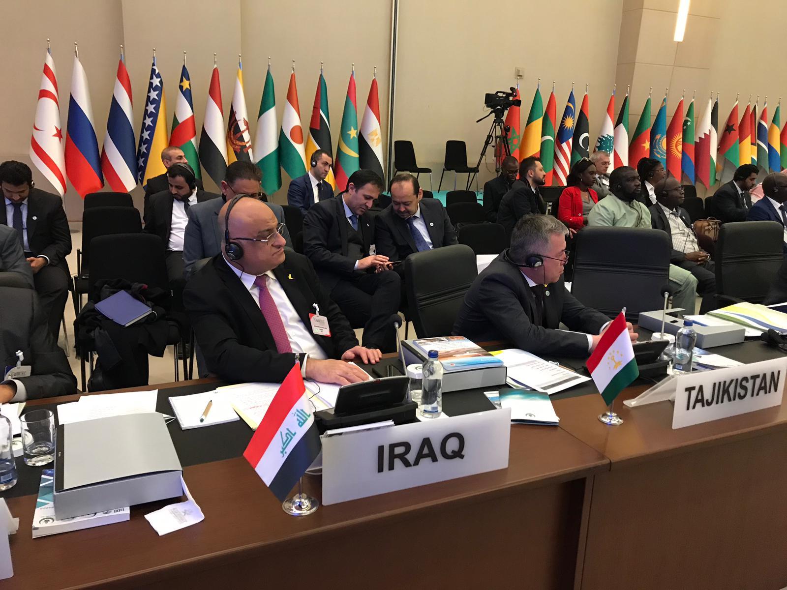 وزير التجارة يدعو اعضاء التعاون الاسلامي للمشاركة في معرض التجارة للمنظمة في بغداد