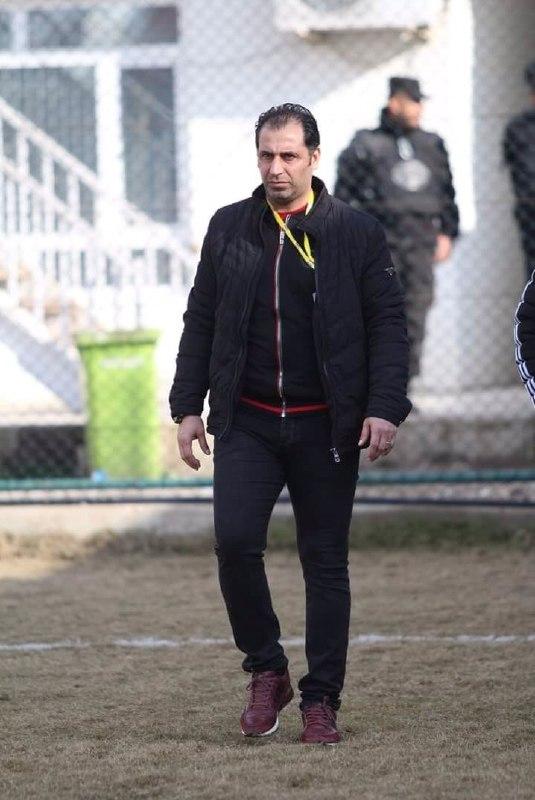 احمد كاظم يكشف سبب استقالته من تدريب زاخو