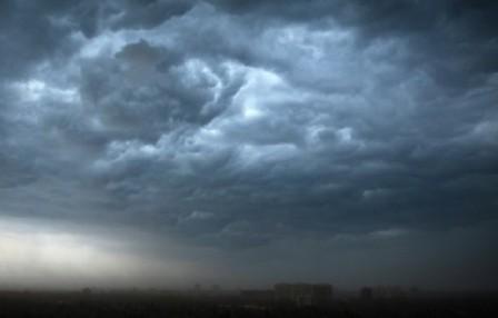 طقس غائم جزئي وفرصة لتساقط الأمطار خلال اليومين القادمين