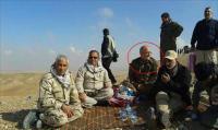 الحرس الإيراني يشيع إثنين من عناصره قتلا في تكريت