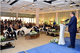 Maliki-the entry of international banks sends a message that Iraq is not isolated from the world