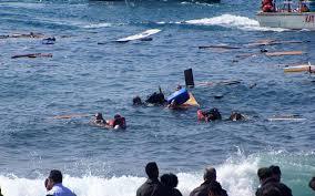 مصرع 15 عراقيا غرقوا في بحر إيجة التركي