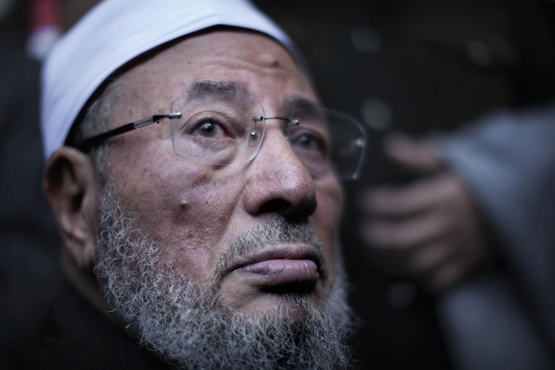 محكمة عسكرية مصرية: الحبس المؤبد للقرضاوي