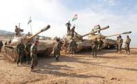 داعش يهاجم البيشمركة من محورين في الموصل