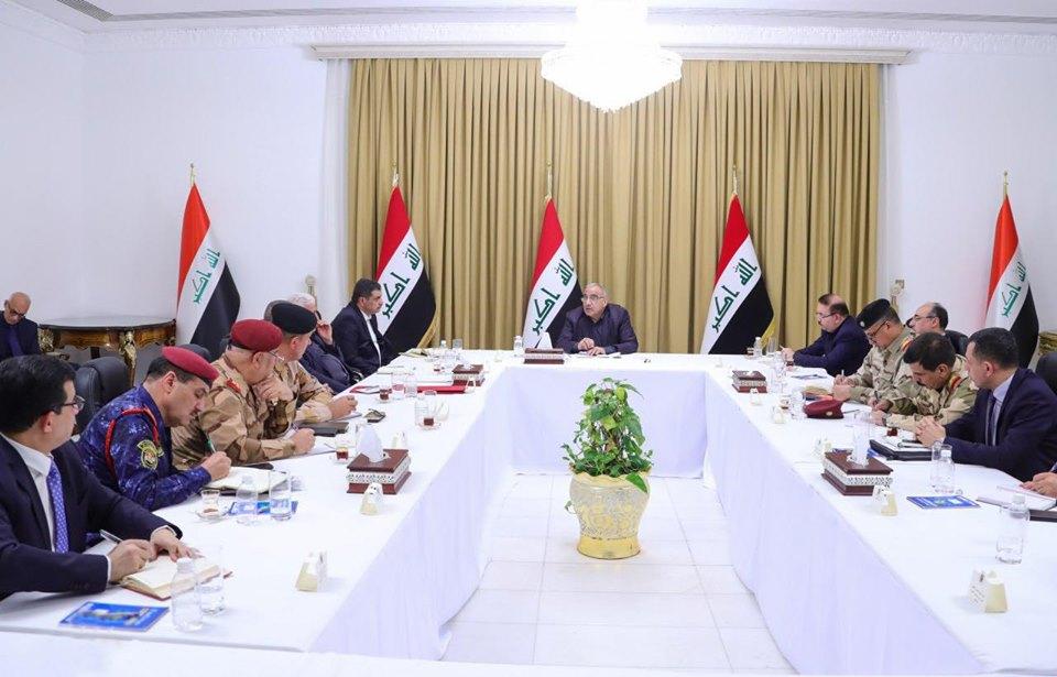 مجلس الأمن الوطني يبحث تفاصيل قوات حفظ النظام وتسلل الدواعش من سوريا