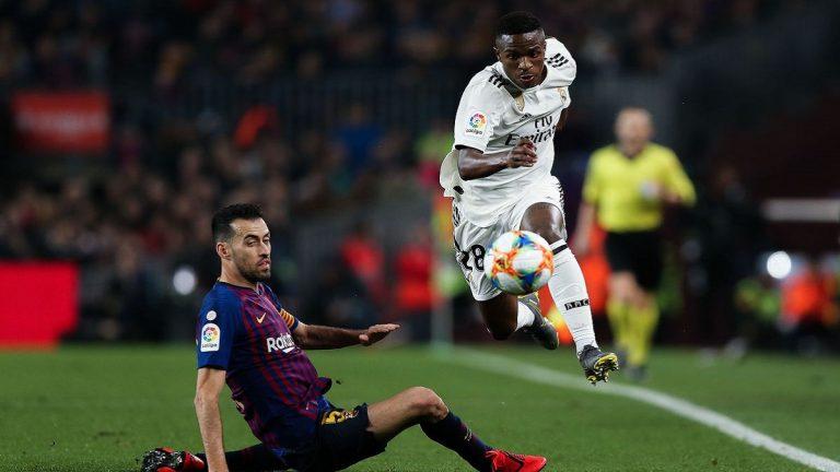 رسميًا ..  تحديد موعد مباراة الكلاسيكو بين ريال مدريد وبرشلونة في الدوري الإسباني