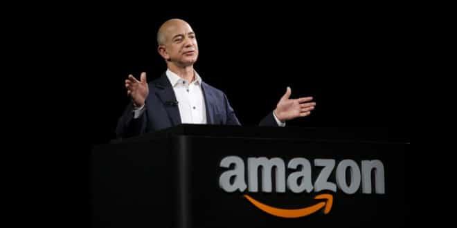 """كيف أصبح مؤسس """"أمازون"""" أغنى شخصية في العالم  ؟؟؟"""