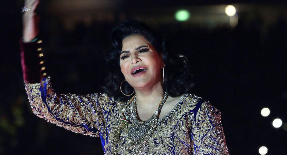 أحلام تخرج عن صمتها بشأن أنباء انفصالها عن زوجها القطري