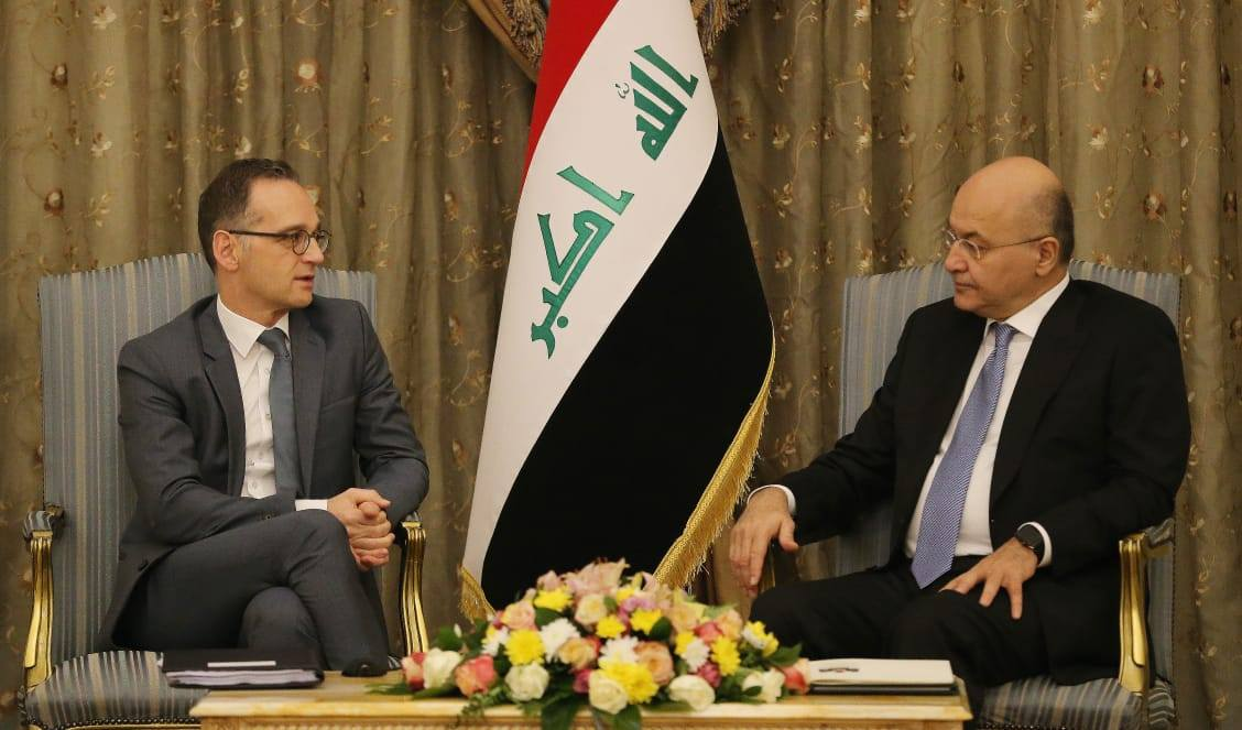 German Foreign Minister to visit Baghdad tomorrow Image