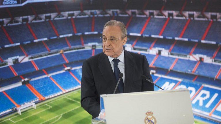 هدف نادي برشلونة على رادار ريال مدريد