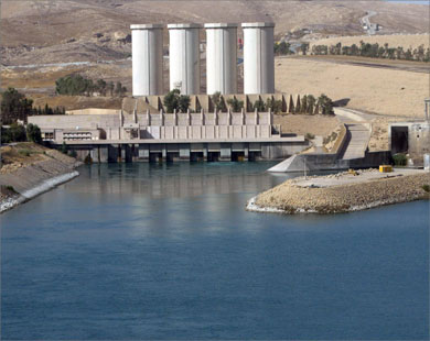 The collapse of the Mosul Dam a human catastrophe about to happen