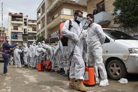 سوريا تسجل اول حالة وفاة بفيروس كورونا