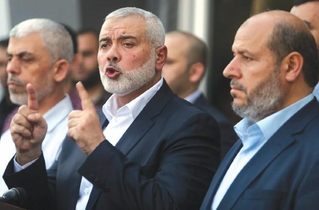 «تقارب» بين رؤيتي «حماس» ومصر للمصالحة
