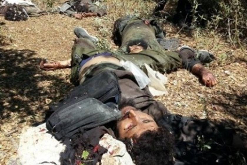 مقتل ثمانية ارهابيين بضربة لطيران التحالف الدولي في الموصل