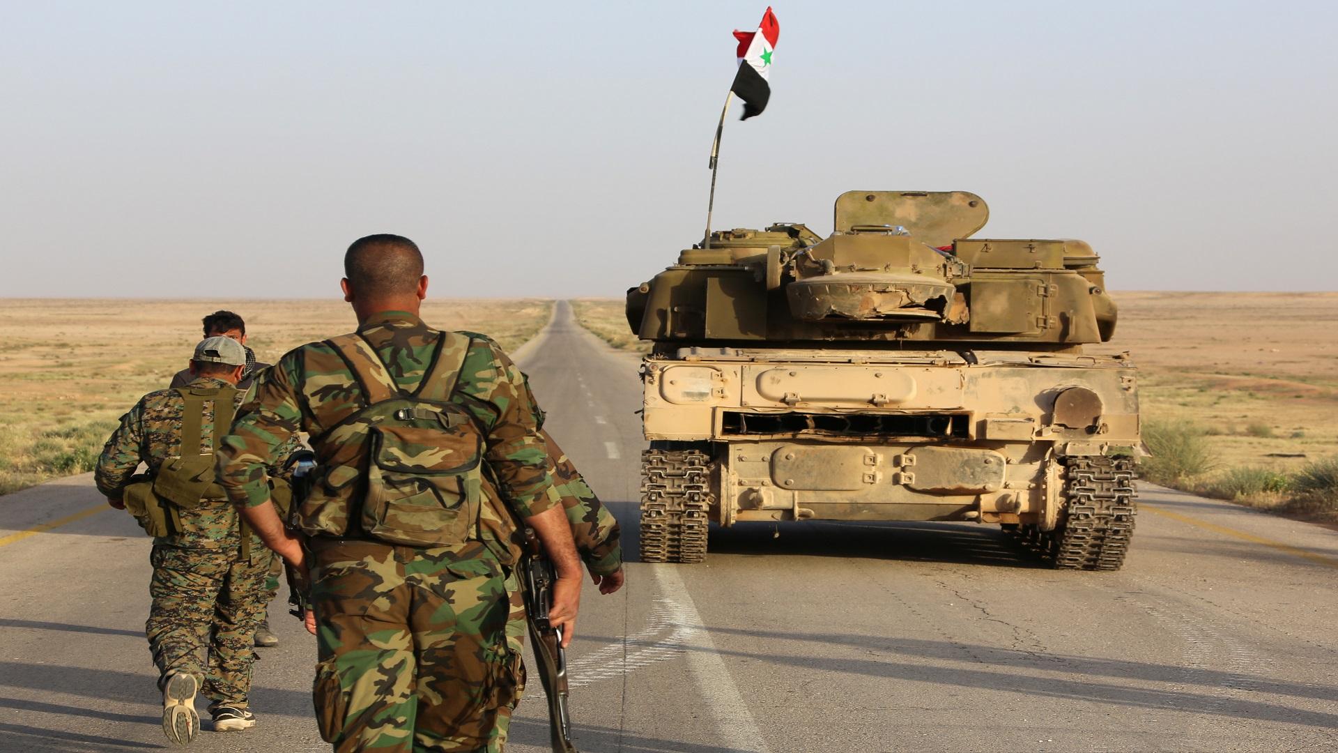 عملية عسكرية على الحدود العراقية  السعودية