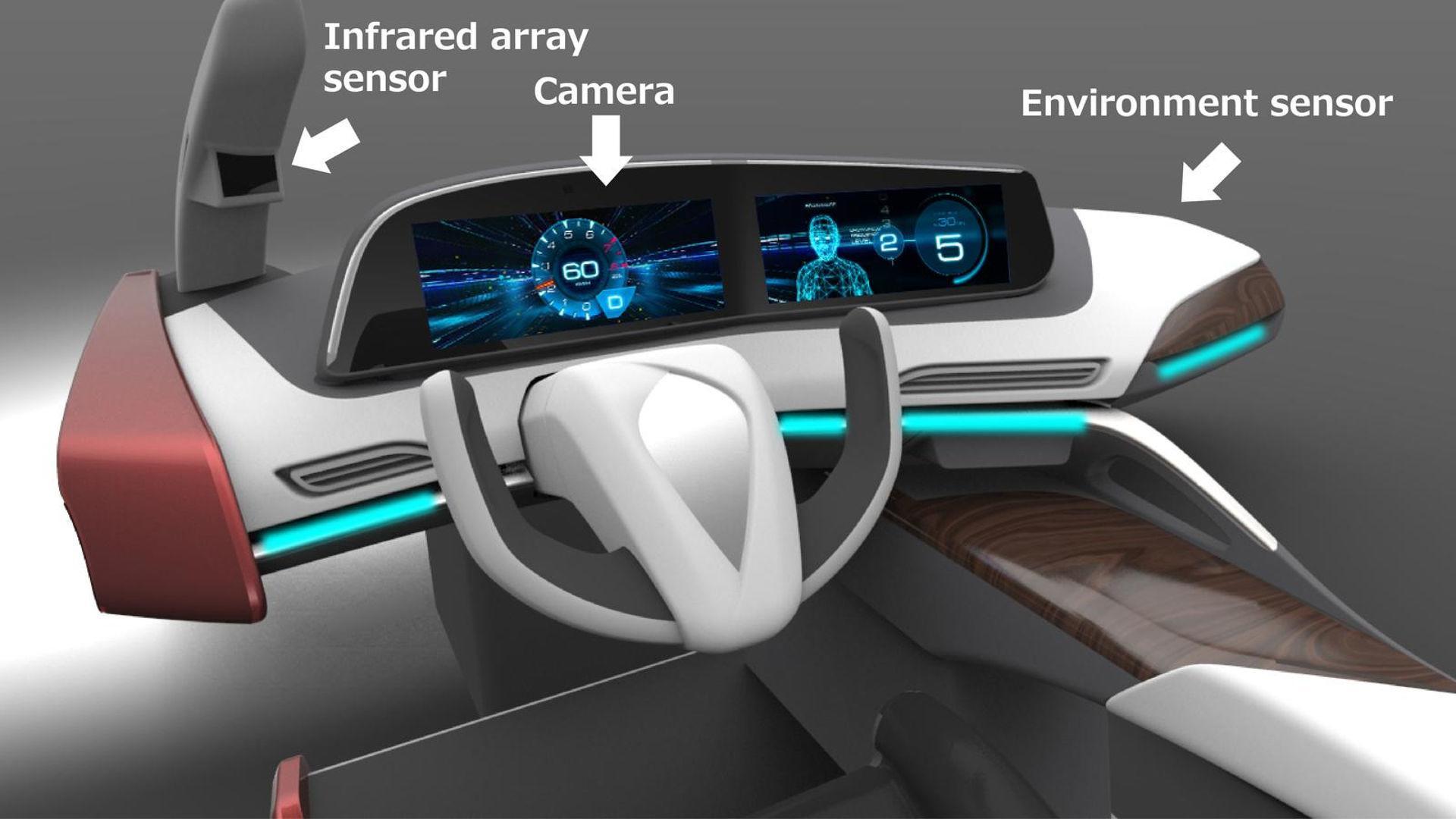 تطوير تقنية جديدة لمنع السائقين من النوم عند القيادة من باناسونيك