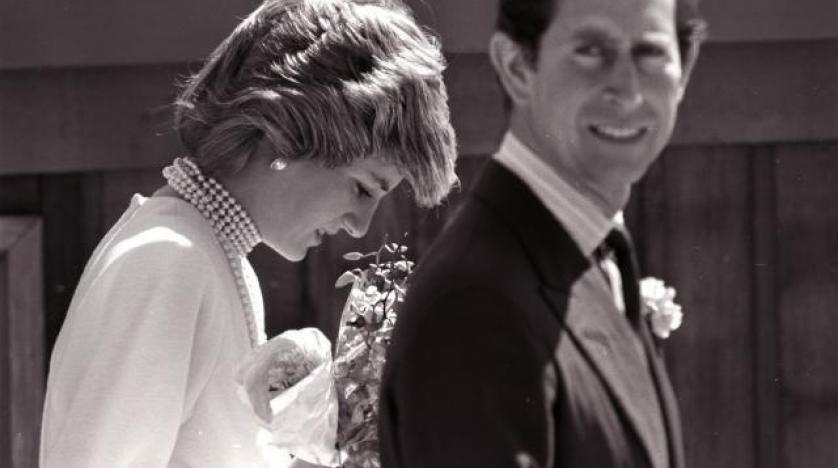 الأمير تشارلز يقر بأن زواجه من الأميرة ديانا كان خطأ فادحاً