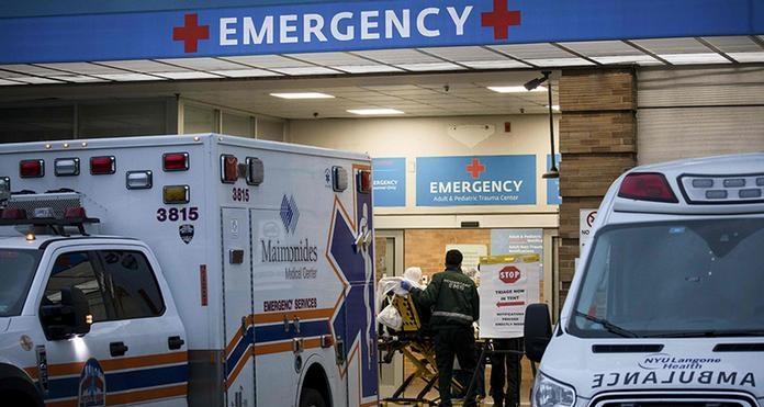 أمريكا ..  أقل من 700 وفاة بكورونا لليوم الثالث على التوالي