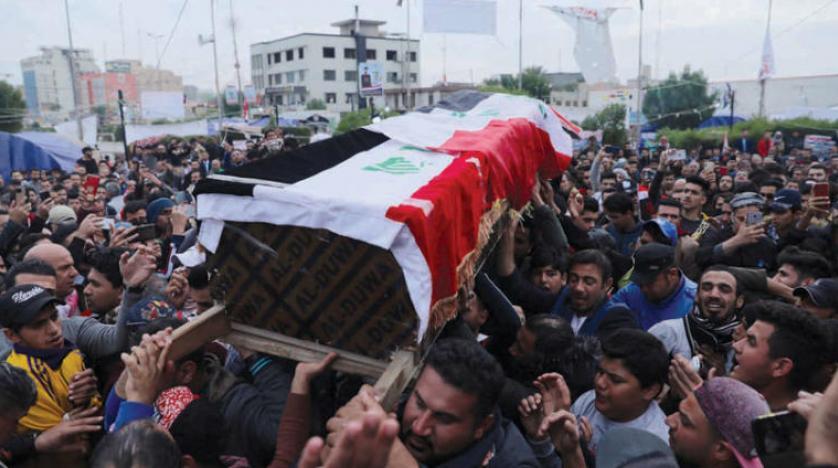 الجبوري: انتفاضة تشرين رسمت بدماء الشهداء خارطة الإصلاح لاستعادة الوطن المختطف