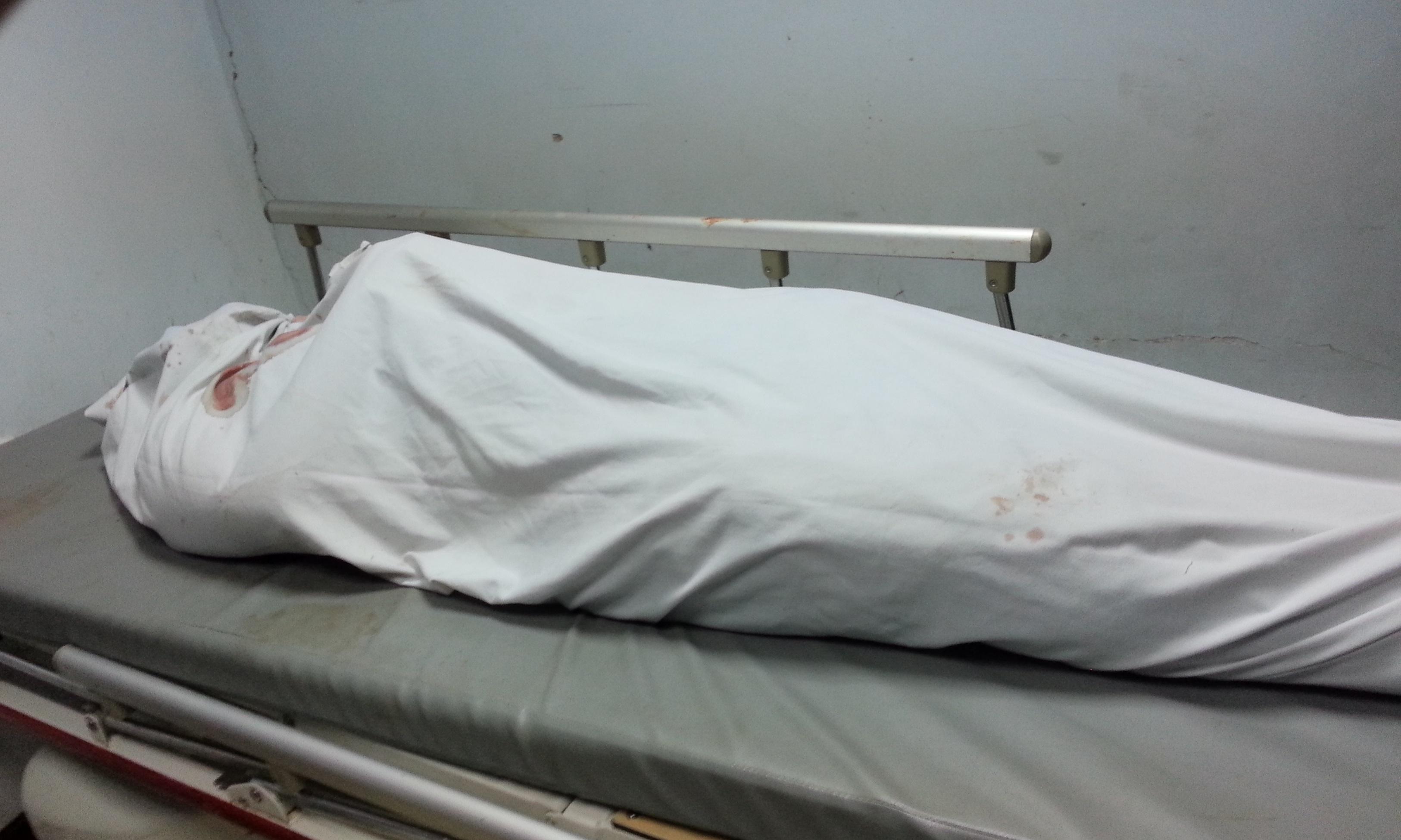 العثور على جثة شاب على الطريق بين بغداد وديالى