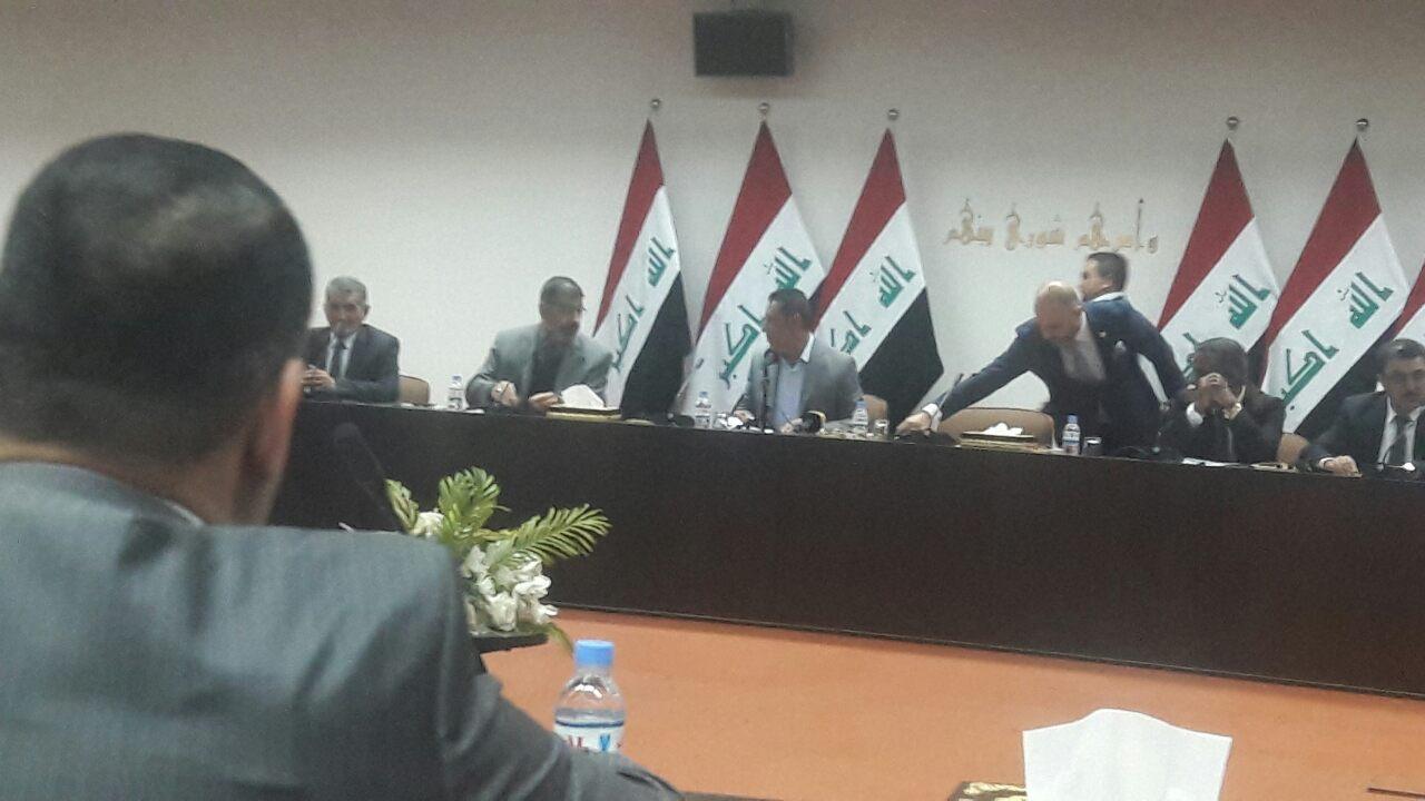 الأمن النيابية: هناك توجه لتسليم أمن بغداد لوزارة الداخلية