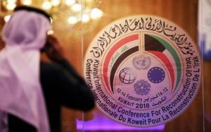 ماطبيعة الخلاف بين العبادي واتحاد القوى حول مؤتمر الكويت؟