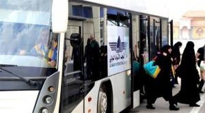 إيران توقف الزيارات الدينية إلى العراق