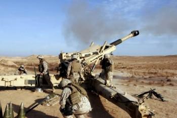 صد هجوم لداعش في سلسلة جبال مكحول شمال شرق بيجي