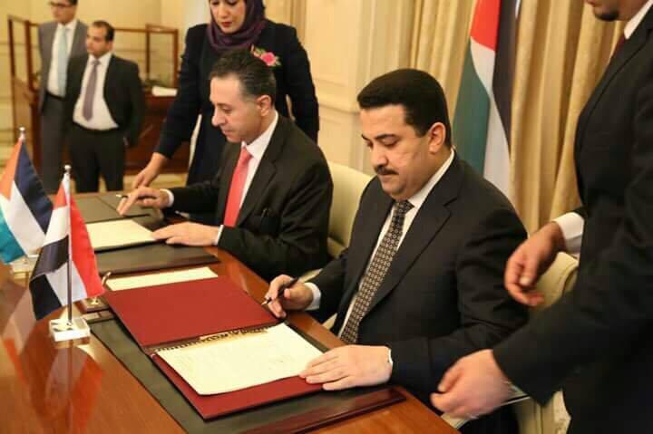 الأردن يعد قائمة بمنتجات مصانعه لإعفائها من الرسوم العراقية