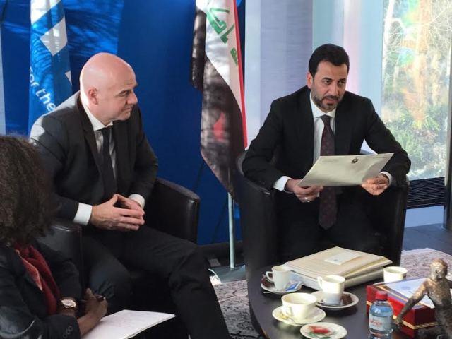 الاتحاد الدولي يوافق على توسيع الهيئة العامة للاتحاد العراقي