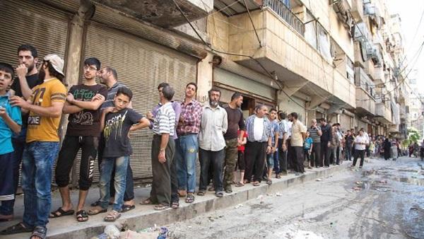 روسيا تطالب بتقديم مساعدات إنسانية لسكان حلب