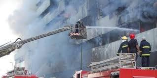 النفط والدفاع المدني تنفذان ممارسة عملية لاطفاء الحرائق