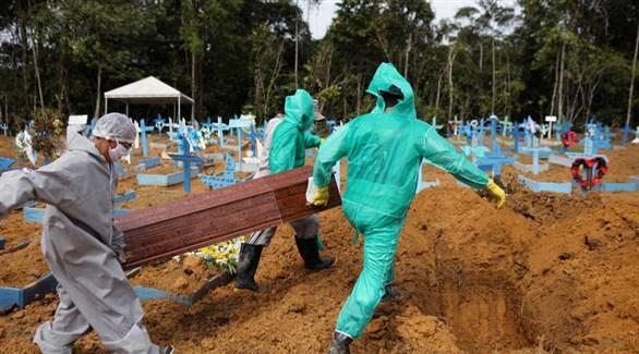 العالم يسجل 9.1 ملايين إصابة و472 ألف وفاة بسبب فيروس كورونا