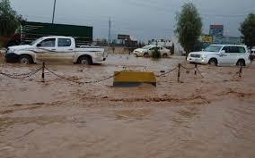 بلدية السليمانية تحذر المواطنين من احتمال حدوث فيضانات خلال اليومين المقبلين