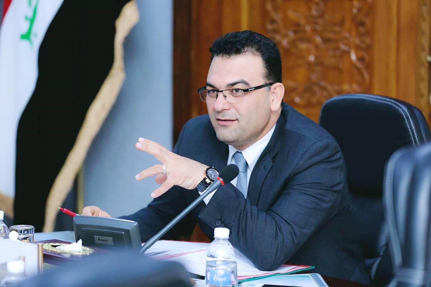 وزير الهجرة: ملف اعادة النازحين يحتاج لتنسيق عال مع كافة الجهات المعنية
