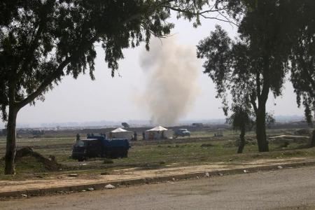 اطلاق عملية عسكرية لملاحقة الارهابيين في محافظتي ديالى والأنبار