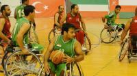العراق ينافس الصين في كرة السلة على الكراسي بعد فوزه على ماليزيا