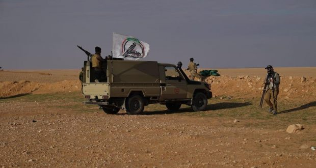 القبض على قيادي بداعش شرق الأنبار