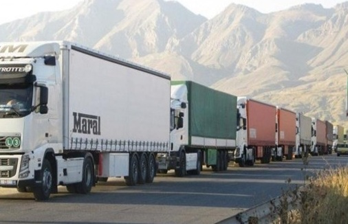صادرات السلع الايرانية للعراق تنمو 13 بالمئة في 3 شهور