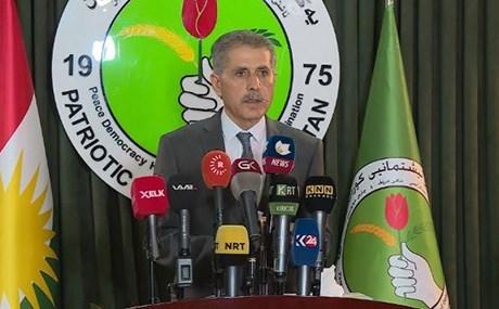 الوطني الكردستاني يشارك في مراسم تنصيب رئيس الاقليم غداً الاثنين