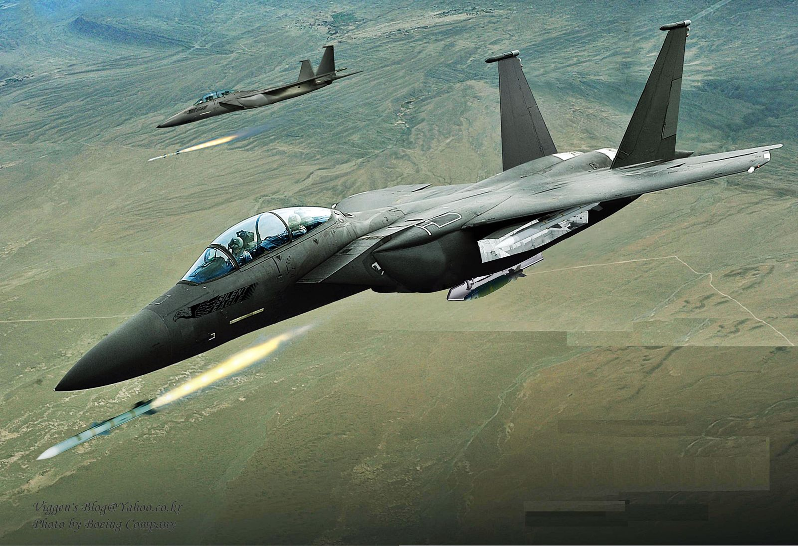 البنتاغون: قطر تشتري 36 مقاتلة إف 15