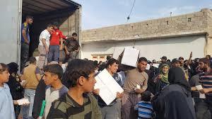 الهجرة توزع مساعدات غذائية وصحية ومنزلية لـ 1000 عائلة نازحة في البصرة