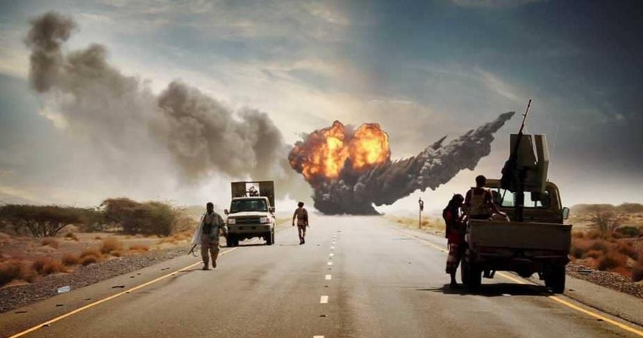 """""""خسائر كارثية"""" للحوثيين في يوم تحرير مطار الحديدة"""