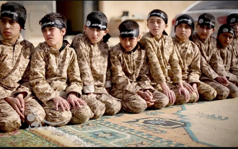 أمنية الأنبار تطالب بإنشاء معسكرات لتأهيل نفسية أطفال داعش وعوائلهم