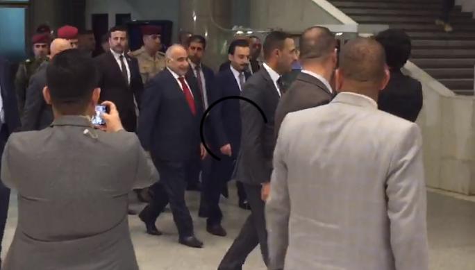 توجه نيابي لاستضافة صالح وعبد المهدي في اولى جلسات الفصل التشريعي الثاني