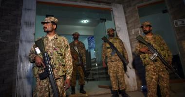مقتل وإصابة 4 من الجيش الباكستانى فى عملية أمنية بمدينة كويتا